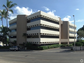 Wells Street Professional Center, Wailuku